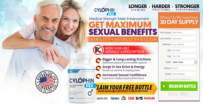 Cylophin RX Male Enhancement Pills To Increase Your sexual desire