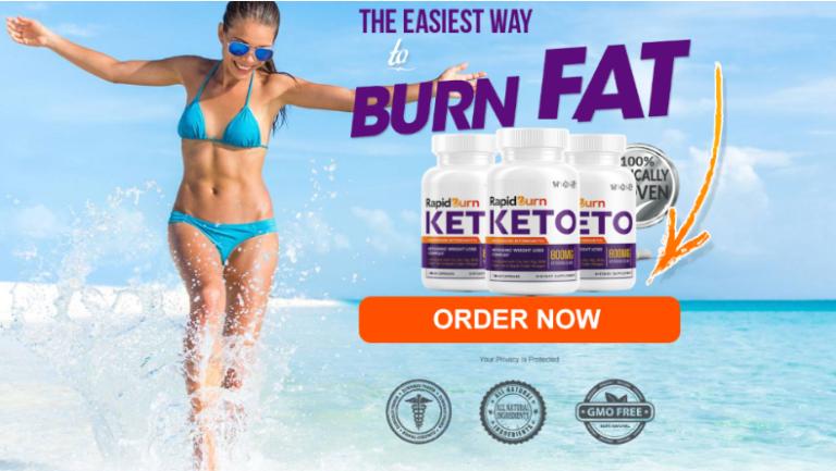 Advanced Rapid Keto Burn Fat 1LBS In A Day Weight Loss #1 Pills *2020*