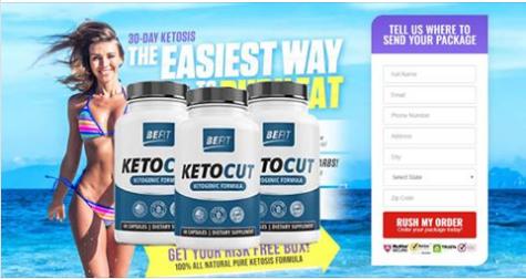 Befit Keto Cut Advanced Wieght Loss Pills || Befit Keto Cut Official Review