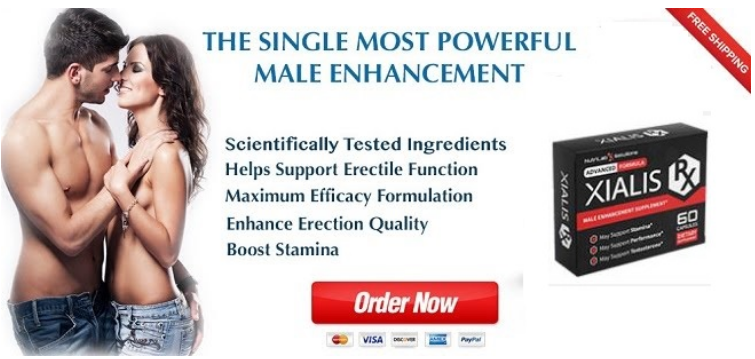 Xialis Rx Male Enhancement Pills Boost Your Testosterone Special Offer!