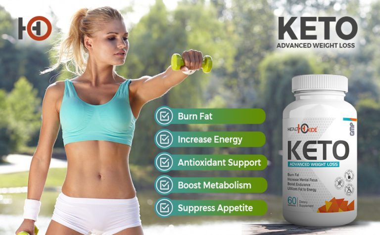 Health Oxide Keto Advanced World's #1 Weight Loss Supplement Review