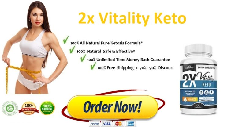 2X Vitality Keto Reveiw || 2X Vitality Keto Lose Fat – Keep Lean Muscle