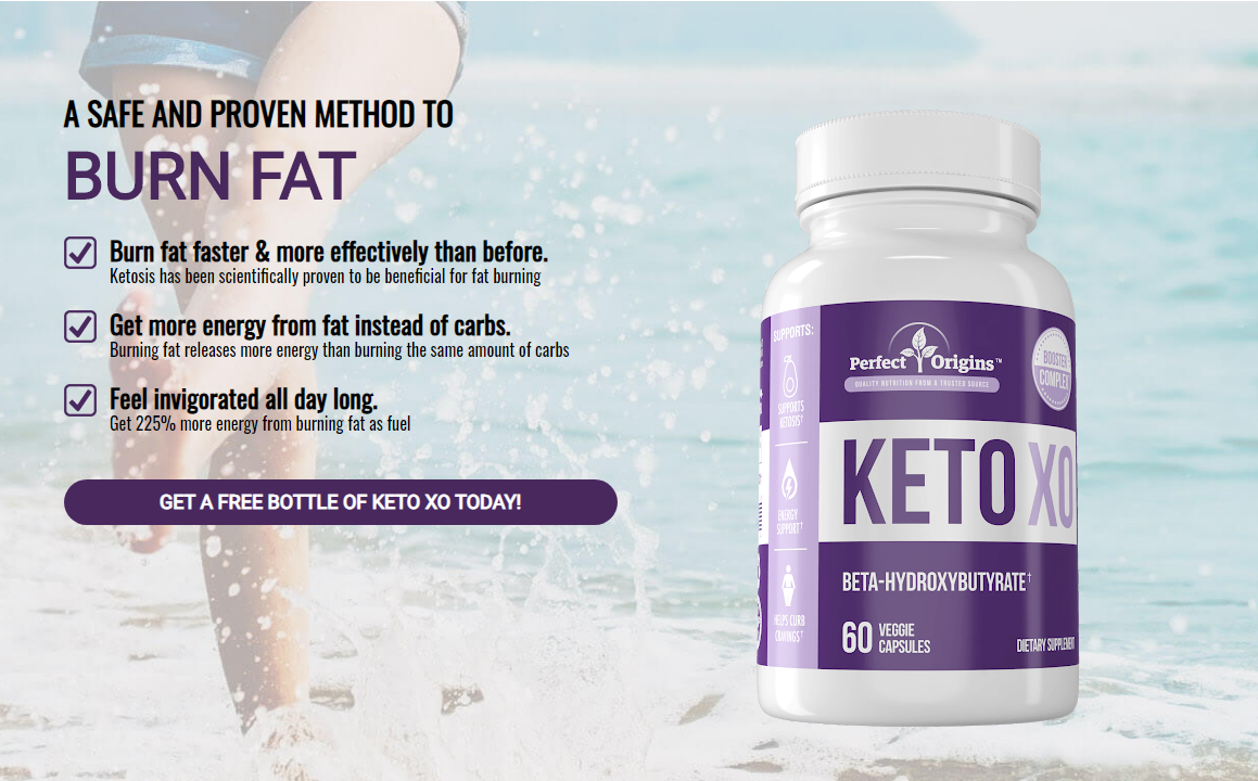 Perfect Origins Keto XO BHB Supplement || Fat Burn *Shark Tank* Review