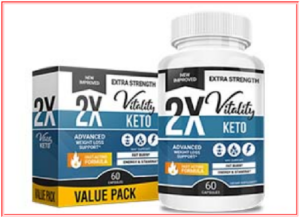 2X Vitality Keto Reveiw || 2X Vitality Keto Lose Fat - Keep Lean Muscle