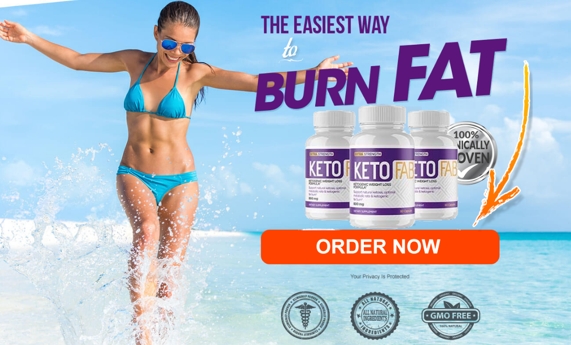 Keto Fab #1 World Best Lose Fat & Weight Loss Pills || Avail Special Offer!!