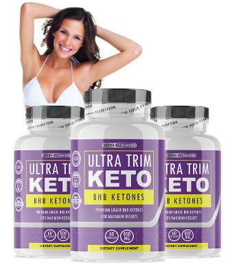 "Ultra Trim Keto BHB® {Modify 2020} ""100% Legit"" Does Its Really Works?"