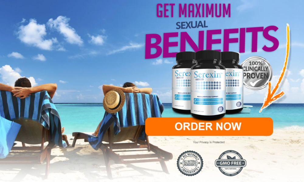 Serexin Male Enhancement® *UPDATE 2020* Price, Scam, Benefits, Reviews?