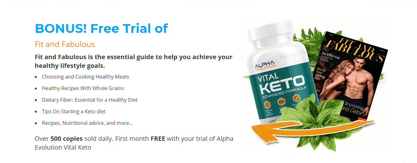 Alpha Evolution Keto ® (Alpha Evolution Vital Keto Weight Loss Reviews)