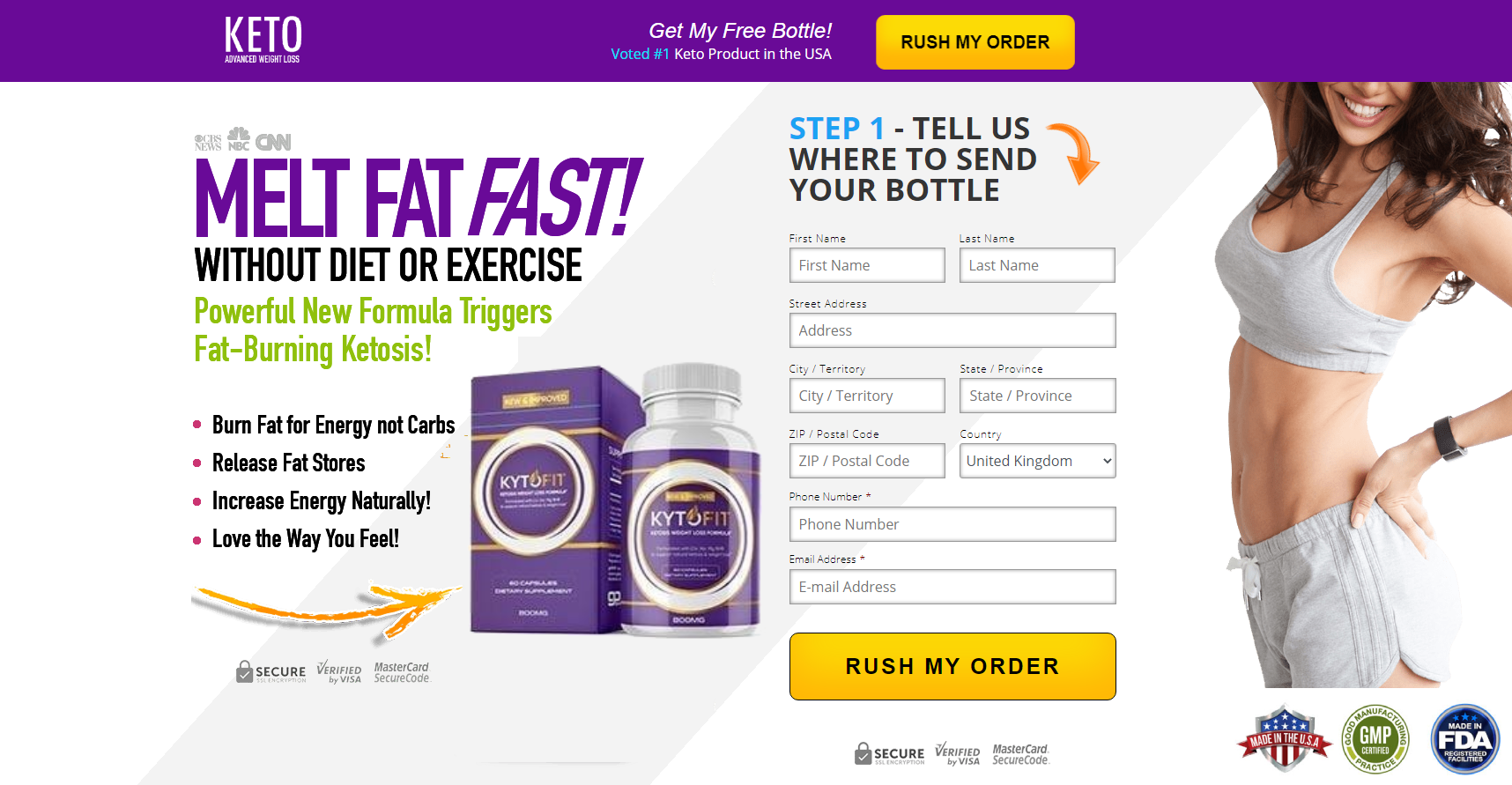 Kyto Fit Keto Reviews ® (ACTIVE 2020) Price, Reviews, Scam, Price?