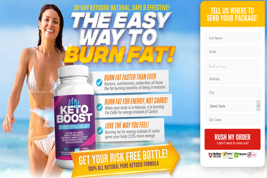 My Keto Boost Pills® [Active 2020] #No.1 Weight Loss Pills Reviews?