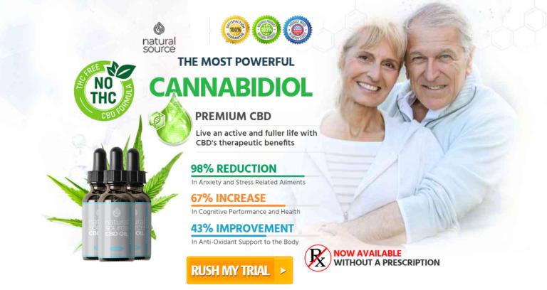 Natural Source CBD ® {New 2020} *Must Read* Before Buy CBD Oil!