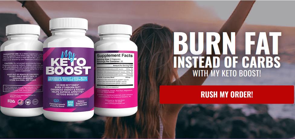 My Keto Boost Pills® [Active 2020] #No.1 Weight Loss Pills Reviews?