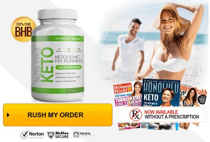 Nutra Thrive Keto ® | *UPDATE 2020* Its Scam or Legit?