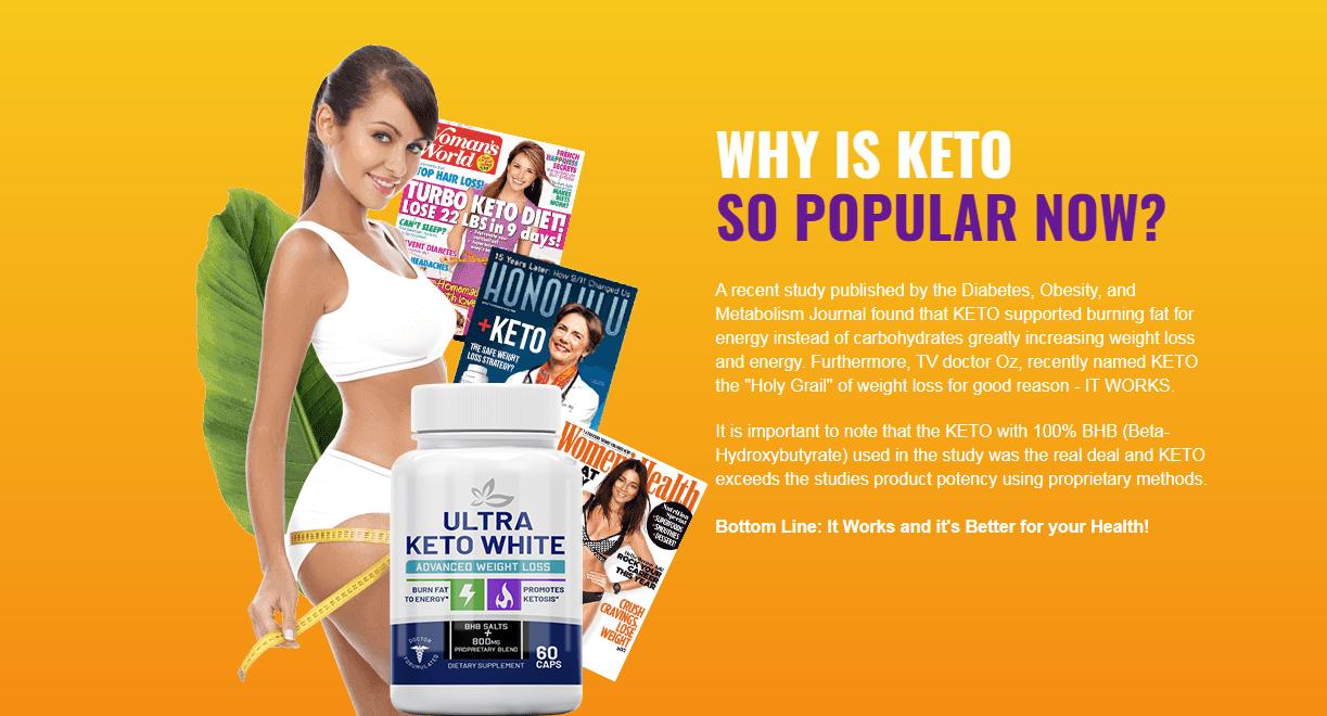 Ultra Keto White Pills [Ultra Keto White 100% Legit Pills] Its Really Works?