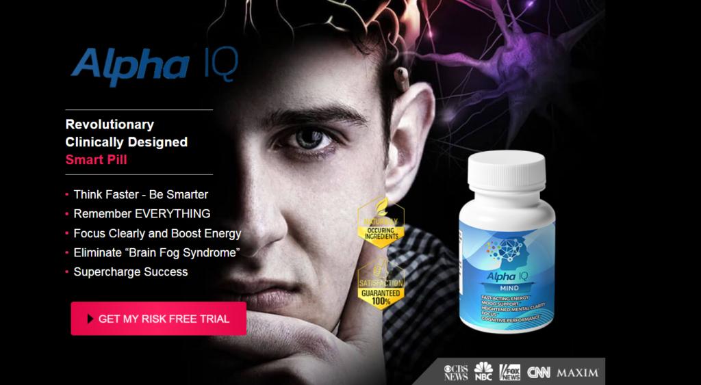 Alpha IQ Mind Pills ®《Modify 2020》Works, Ingredients, Scam, Reviews?