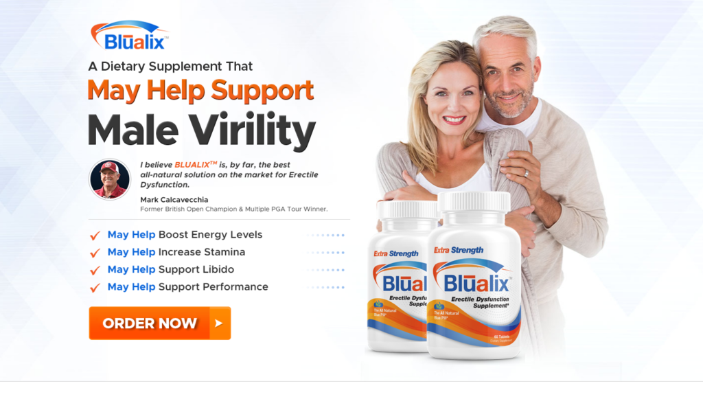Blualix Male Enhancement ® [Blualix 100% Legit Pills] Its Really Works?