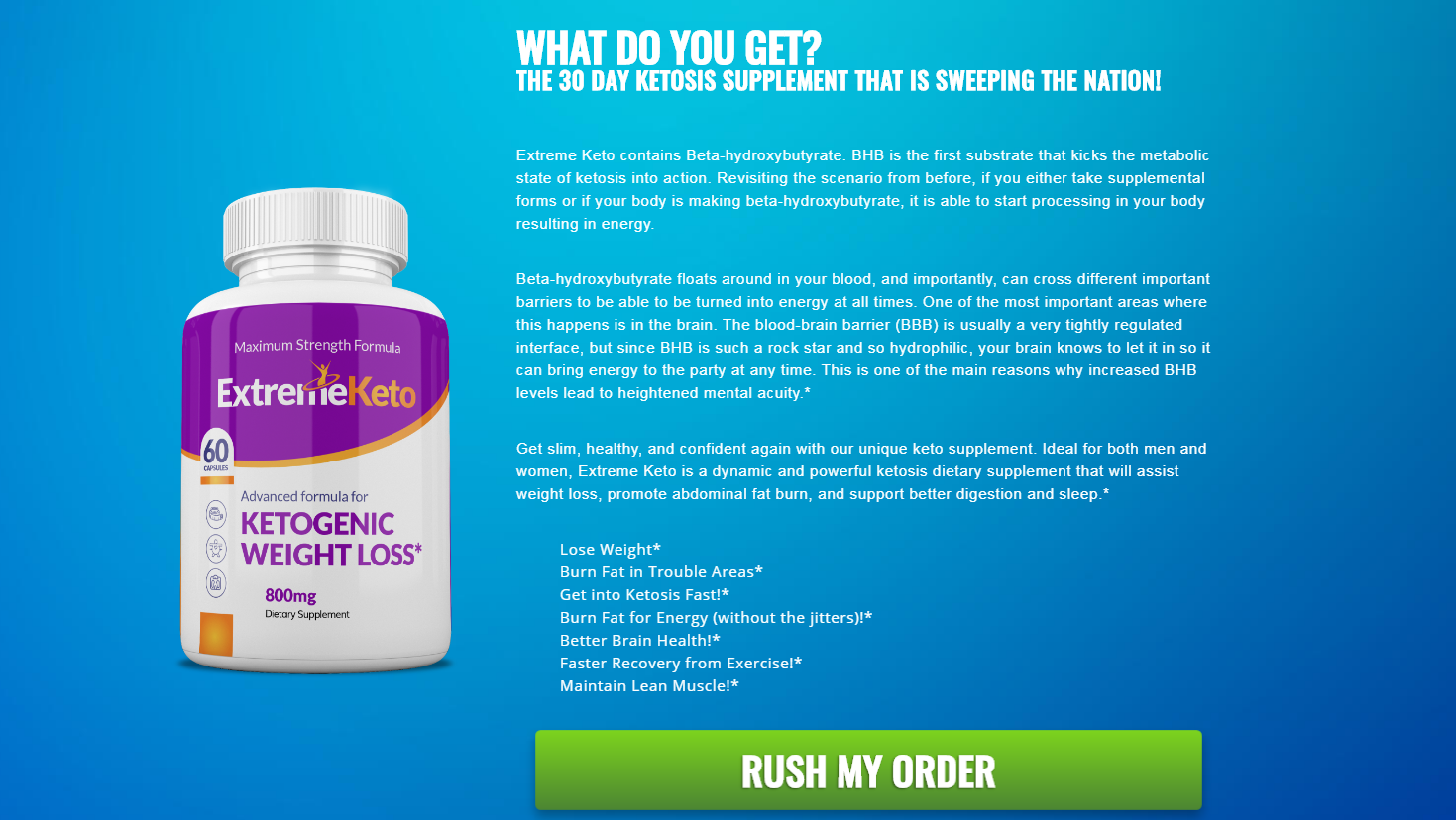 Extreme Keto Pills ® Shark Tank【Latest 2020】Price, Scam, Reviews?