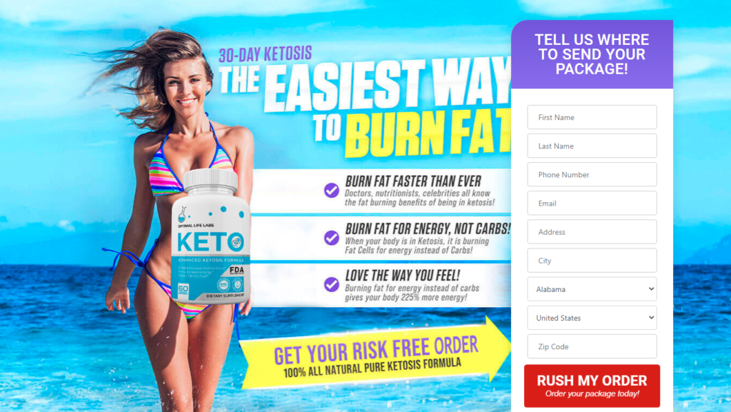 Optimal Life Labs Keto Reviews ® {UPDATE 2020} Does Its Really Works?