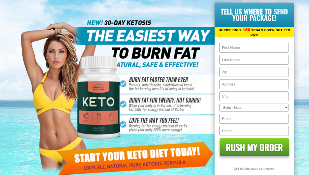 Pinnacle Keto Labs Diet (ACTIVE 2020) Price, Scam, Benefits, Reviews?