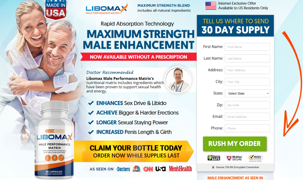 Libomax Male Enhancement [Libomax Male Perfomance Matrix] Reviews?