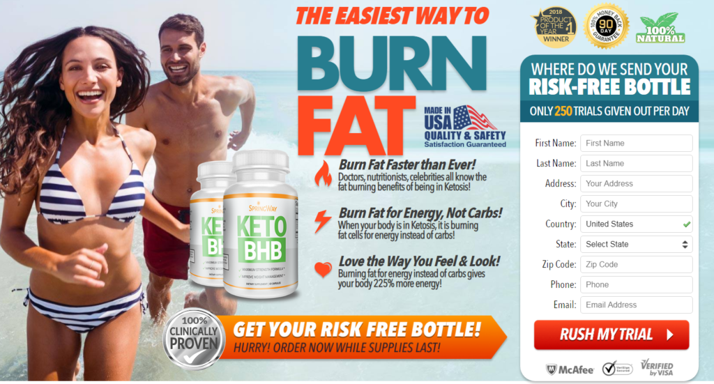 Spring Way Keto BHB: Reviews {ACTIVE 2020} 9 You Thing About Now!