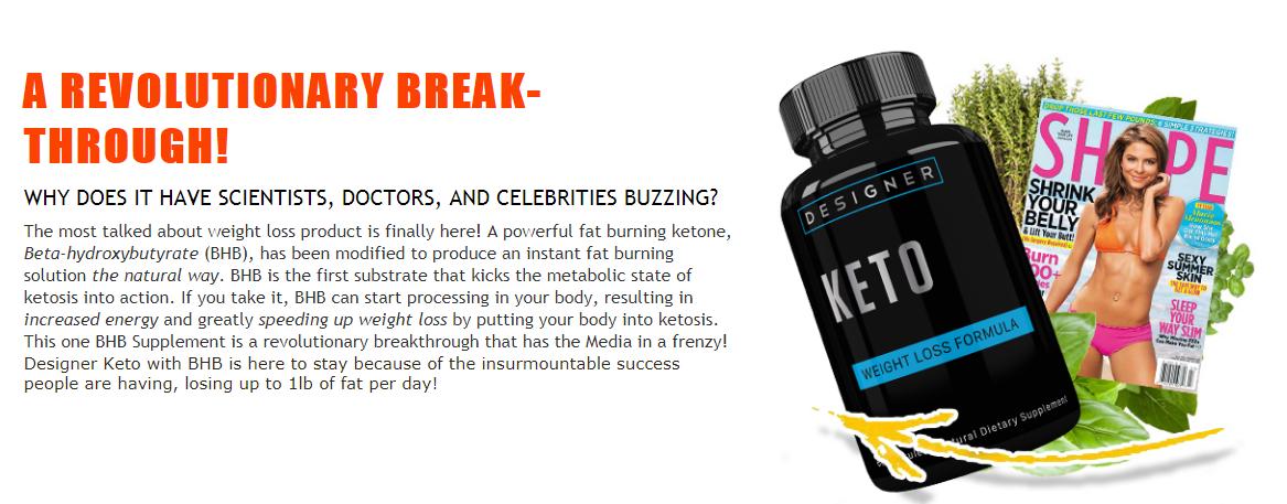 Designer Keto Diet Pills™ {UPGRADE 2020} World #1 Burn Fat Formula!