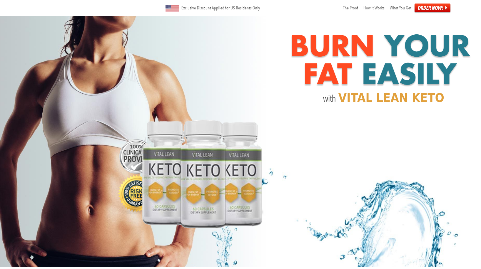 Vital Lean Keto ® {100% Legit Pills} Scam, Price, Ingredients, Reviews?