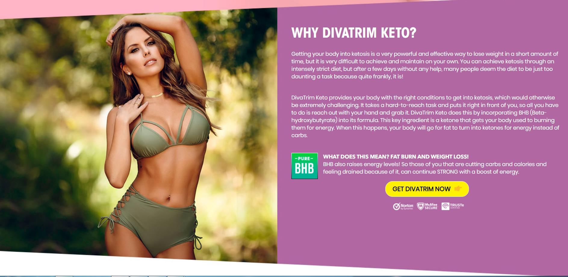 Divatrim Keto Reviews 2020 -  How Do You Acquire Your Aim Weight?