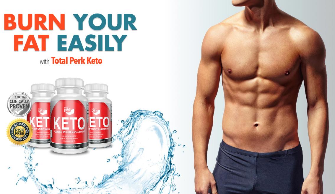 """Total Perk Keto Diet {UPDATE 2020} ✄ """"100% Legit TotalPerk Keto Pills"""""""