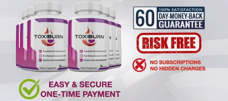 ToxiBurn Pills Reviews (UPGRADE 2020) - Is It Really Worth The Dime?