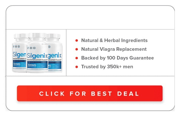 Silgenix Male Enhancement [Silgenix 500MG] Increase Sexual Confidance!
