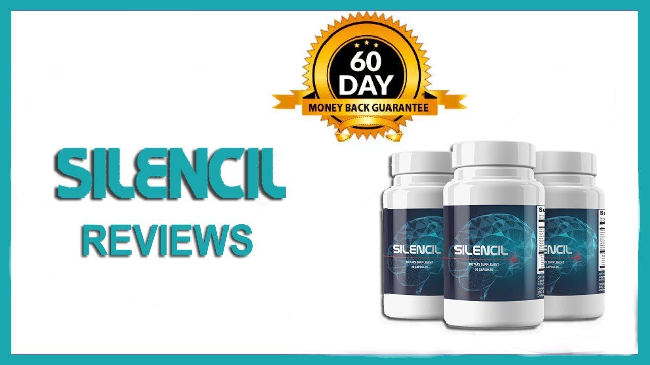 Silencil Shark Tank ® *UPDATE 2020* Silencil For Tinnitus #1 Formula!