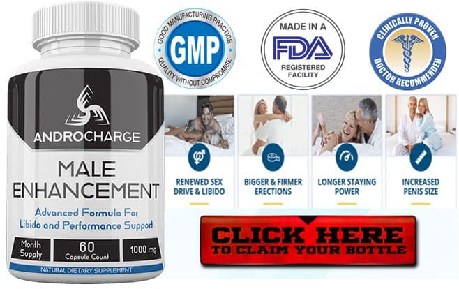 AndroCharge Male Enhancement ® (AndroCharge Reviews) Really Works?