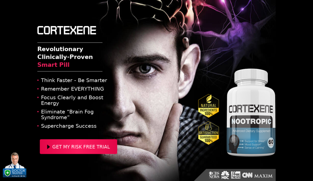 Cortexene Nootropic Reviews® [UPGRADE 2021] Does Its Really Works?