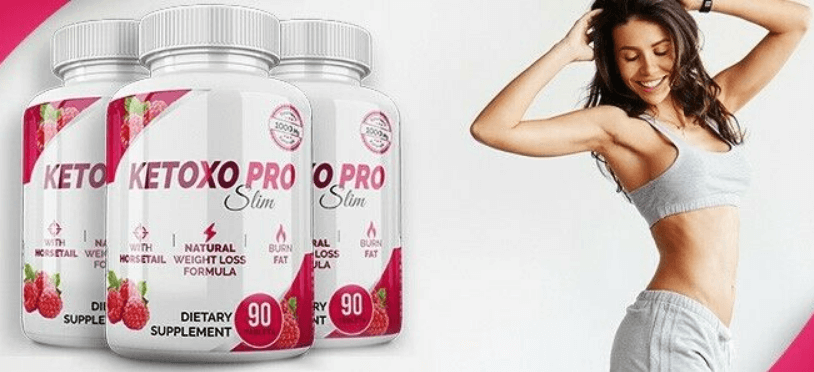 Ketoxo Pro Slim Reviews [100% Legit Formula] Does Its Really Works?