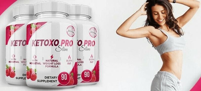 Ketoxo Pro Slim Reviews [100% Legit Formula] Does Its Really Works?