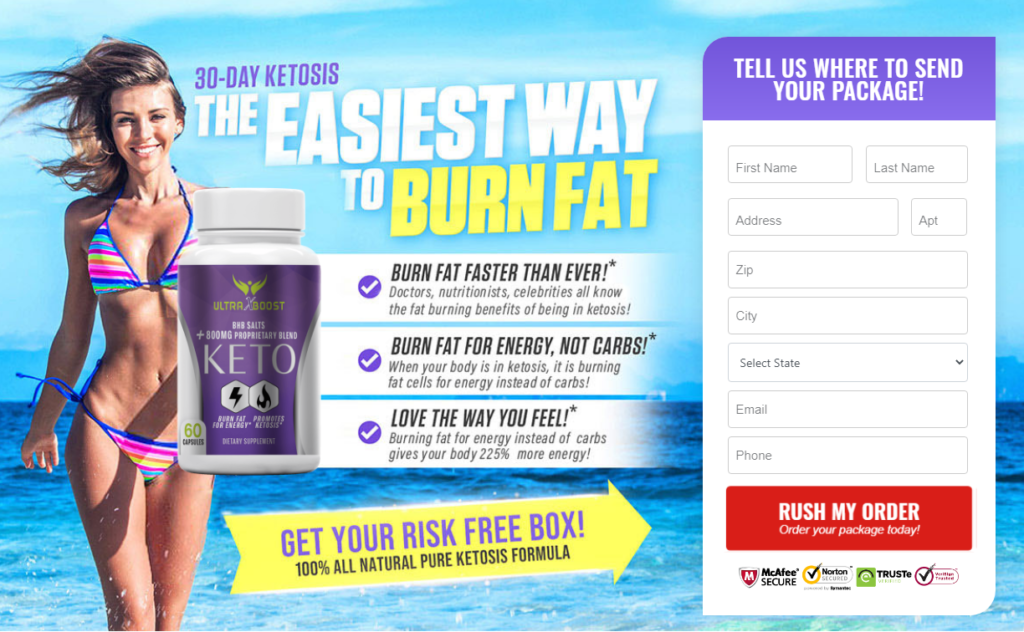 Ultra X Boost Keto® (UPGRADE 2020) Price, Ingredients, Scam, Reviews!