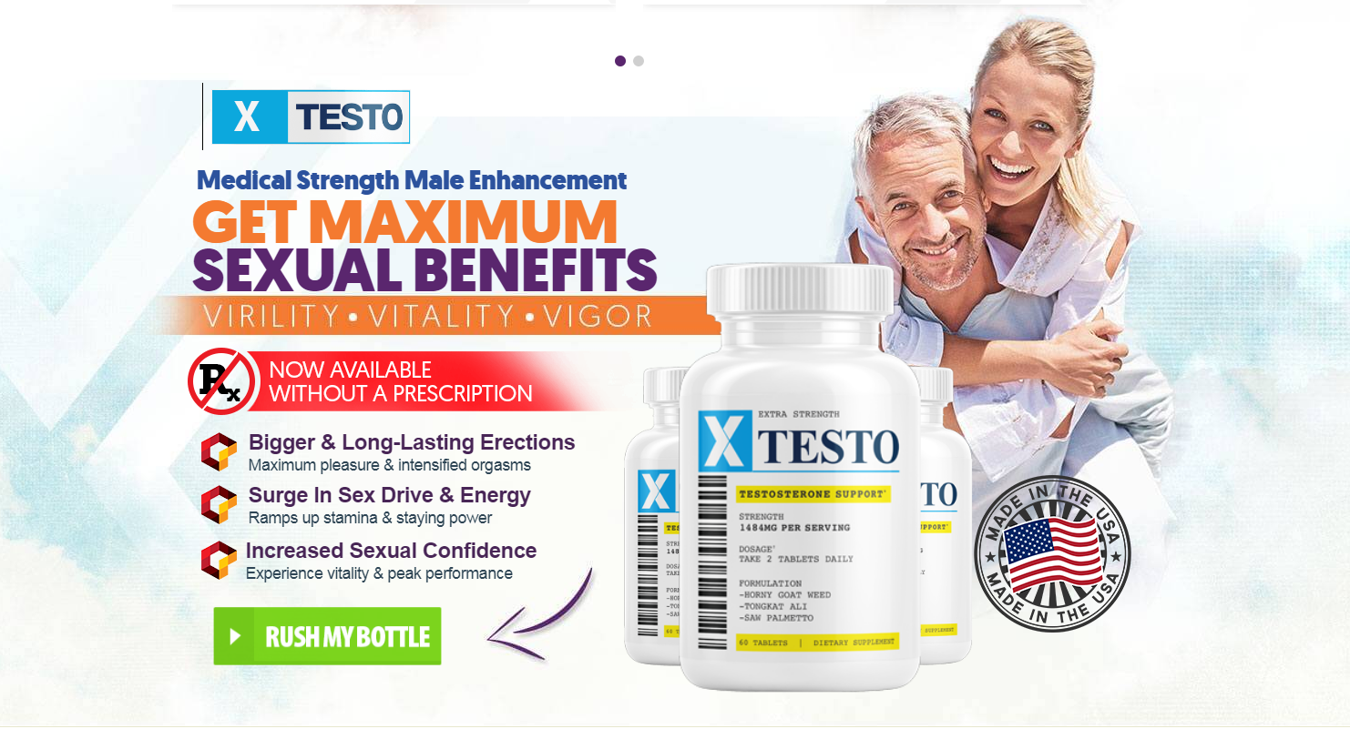 "XTesto Pills® ""XTesto Male Enhancement"" 8 Mind Numbing Facts About!"