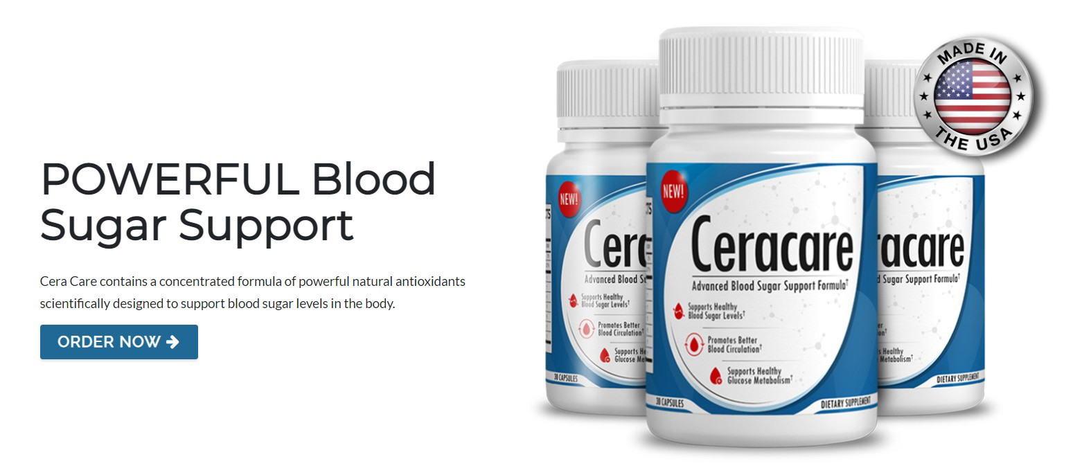 CeraCare Reviews [CeraCare Advanced Blood Sugar Support Formula]