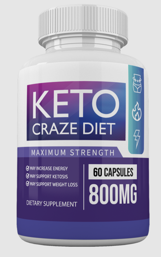 Keto Craze Diet Reviews [Upgrade 2021] Does Its Really Works?