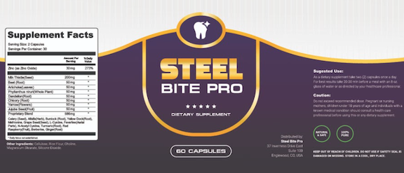 Steel Bite Pro Reviews [Modify 2021] 100% Legit? Does Its Really Works?