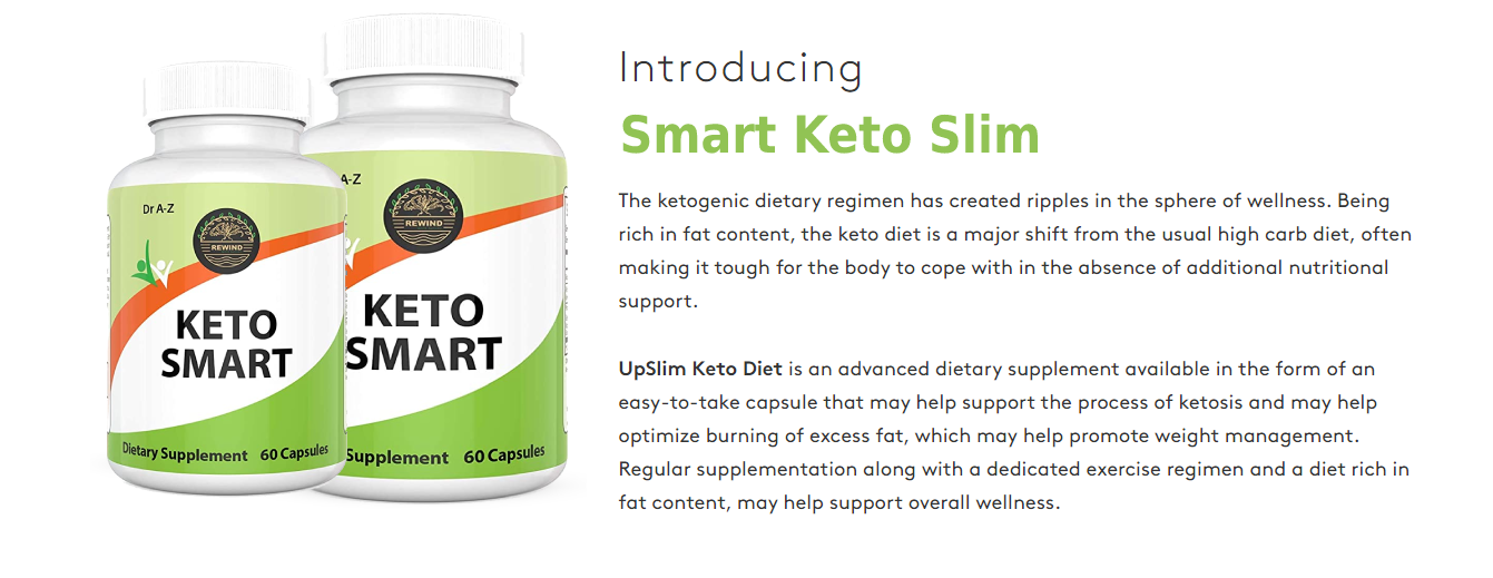 Smart Keto Slim® (Modify 2021) Benefits, Works, Scam, Reviews?