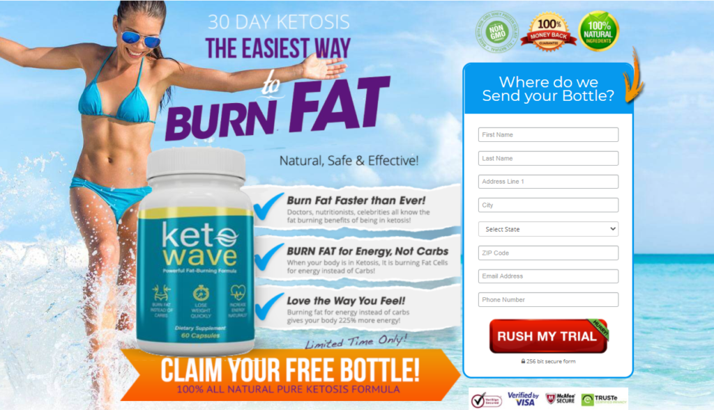 "Keto Wave Reviews "" Modify 2021"" Price, Scam, Reviews, Ingredients?"