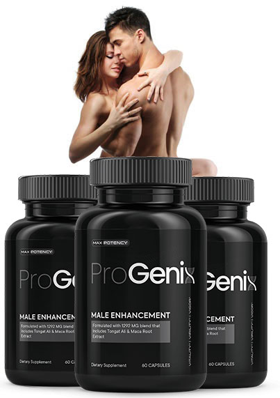 "ProGenix Male Enhancement® ""UPGRADE 2021"" Price, Scam, Reviews?"