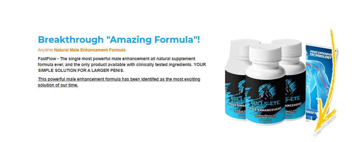 "Bulls Eye Male Enhancement Reviews ""100% Legit Pills"" Its Really Works?"