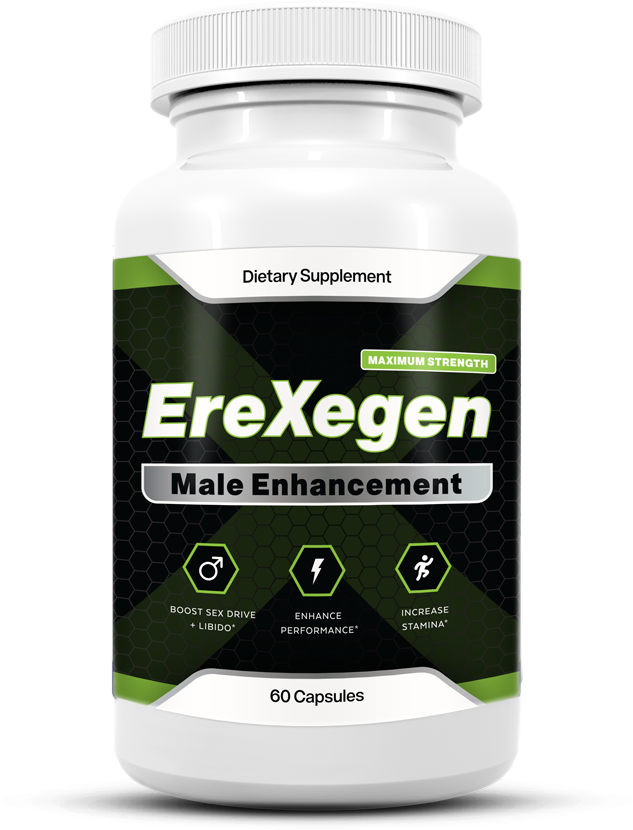 "Erexegen Male Enhancement"" 100% Legit Pills"" Does Its Really Works?"