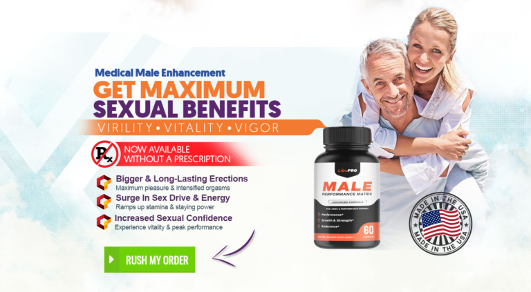 LiboPro Male Enhancement Reviews® *Upgrade 2021* Its Really Works?