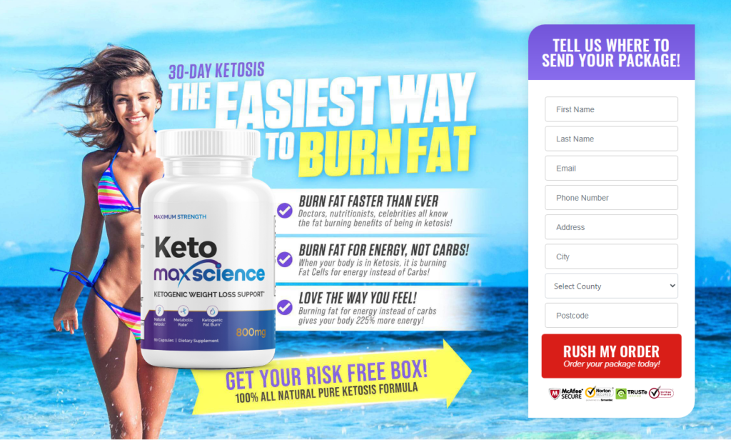 Keto Max Science® [Pros & Cons] Fat Burning Benefits of Being in Ketosis