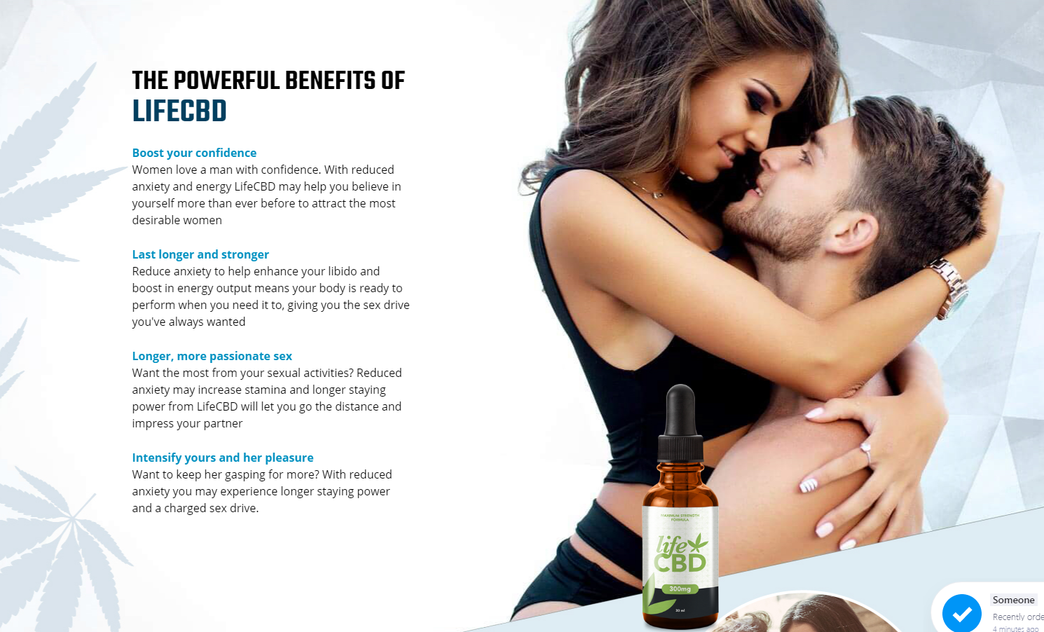 Life CBD Male Enhancement - Trying To Fix Your Love Life With Sex Pills!