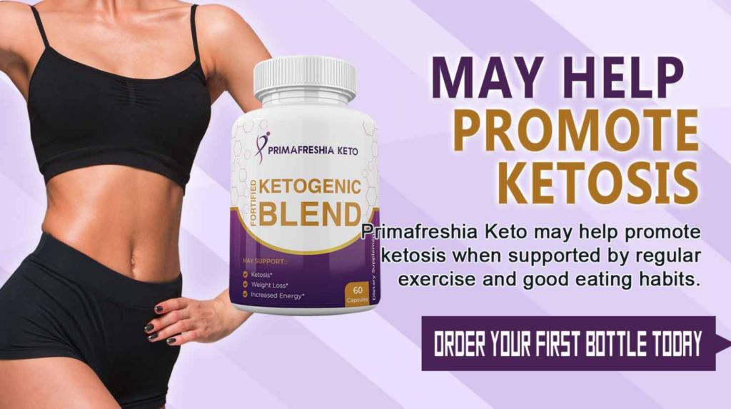 PrimaFreshia Keto® - Get in Formula 100% Legit Formula | Reviews?